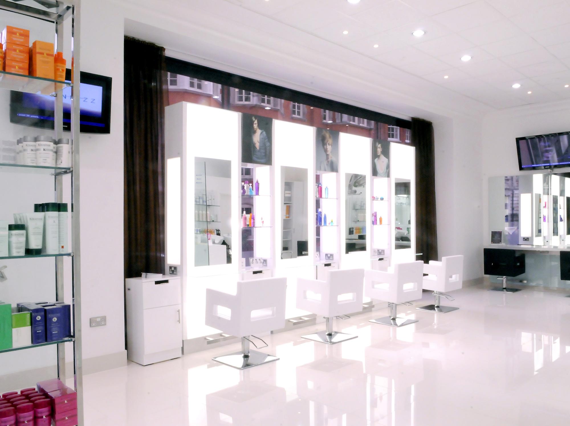 Grosvenor House Sanrizz Salon