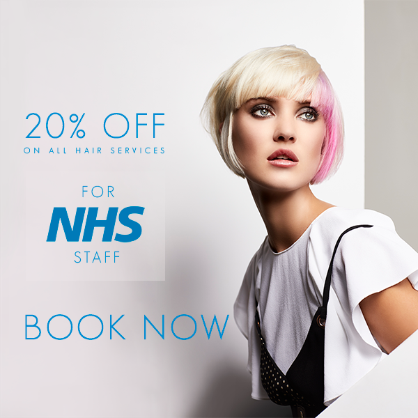 20% Off for NHS Staff